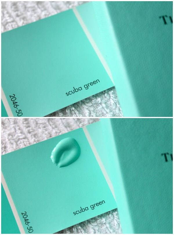 What Color Paint Matches With Tiffany Blue In A Bedroom